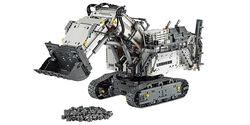 Lego Technic Bagger Liebherr R 9800
