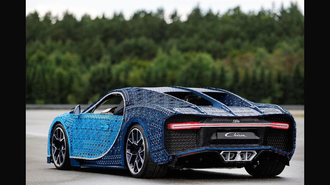 Lego Technic Bugatti Chiron 1:1