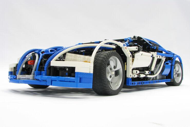 auto modelle aus lego dem ingeni r ist nichts zu schw r. Black Bedroom Furniture Sets. Home Design Ideas