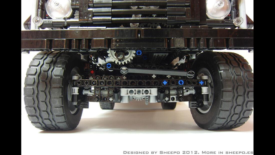 Lego Technik Auto-Nachbauten, Land Rover Defender 110