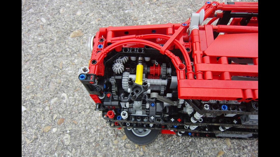 Lego Technik Auto-Nachbauten, Mini Cooper