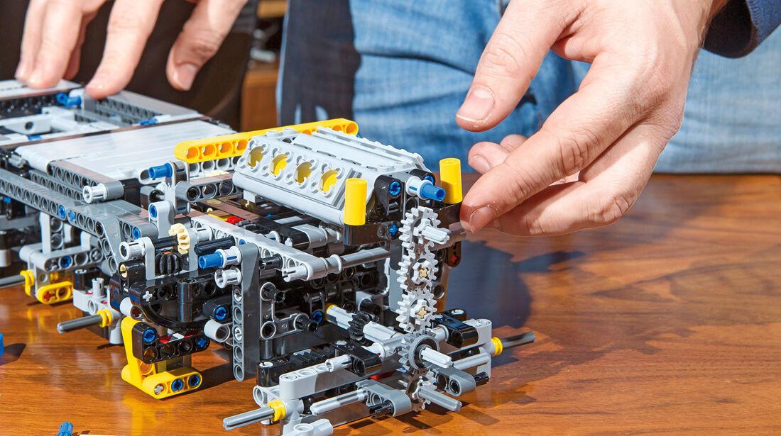 Lego-Technik, Kardanwelle