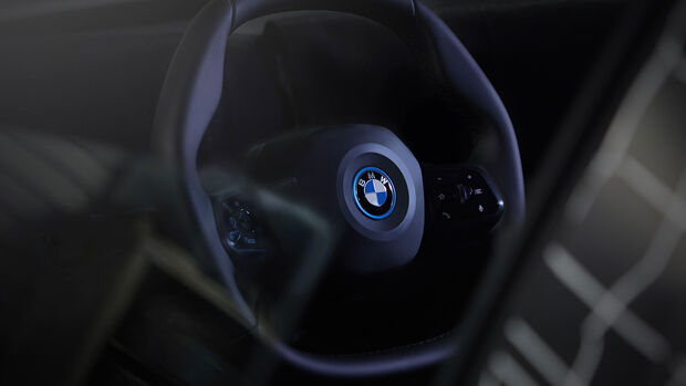 Lenkrad BMW iNext