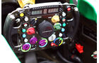 Lenkrad - Formel 1 - GP England - 27. Juni 2013