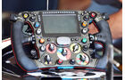 Lenkrad Sauber  - Formel 1 - GP USA - 31. Oktober 2014