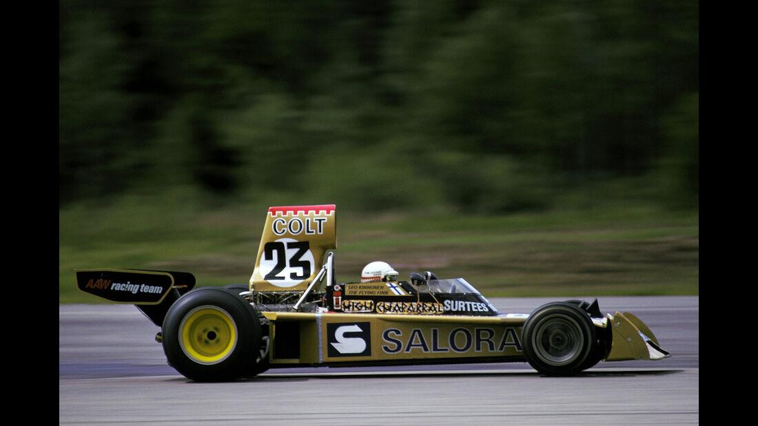 Leo Kinnunen - Colt Surtees TS16/1 - GP Schweden 1974