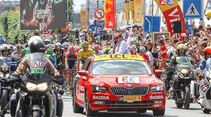 Leseraktion Skoda Tour de France