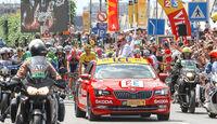 Leseraktion Skoda Tour de France