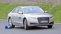 Leserfahraktion, ZF-Technik, Audi A8