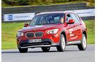 Leserfahraktion, ZF-Technik, BMW X3