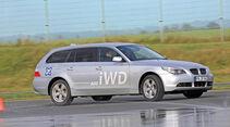 Leserfahraktion, ZF-Technik, BMW