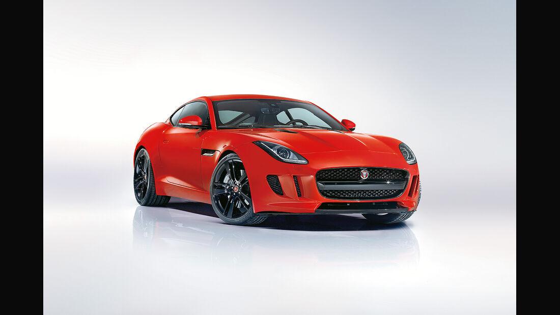 Leserwahl, Jaguar F-Type Coupé, sport auto AWARD 2014