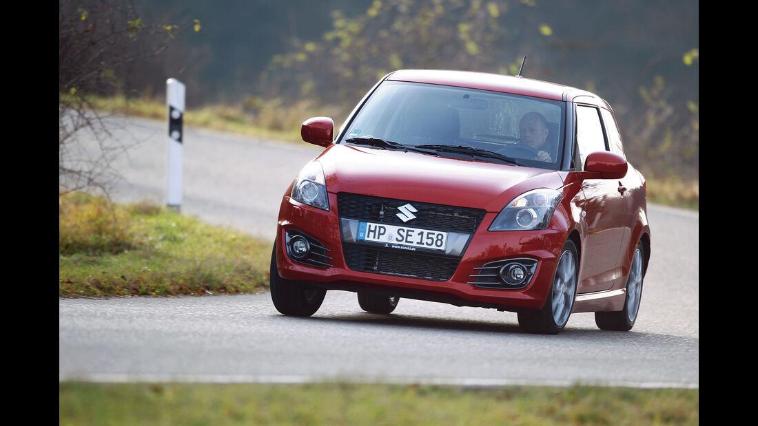 Leserwahl sport auto-Award A 011 - Suzuki Swift 1.6