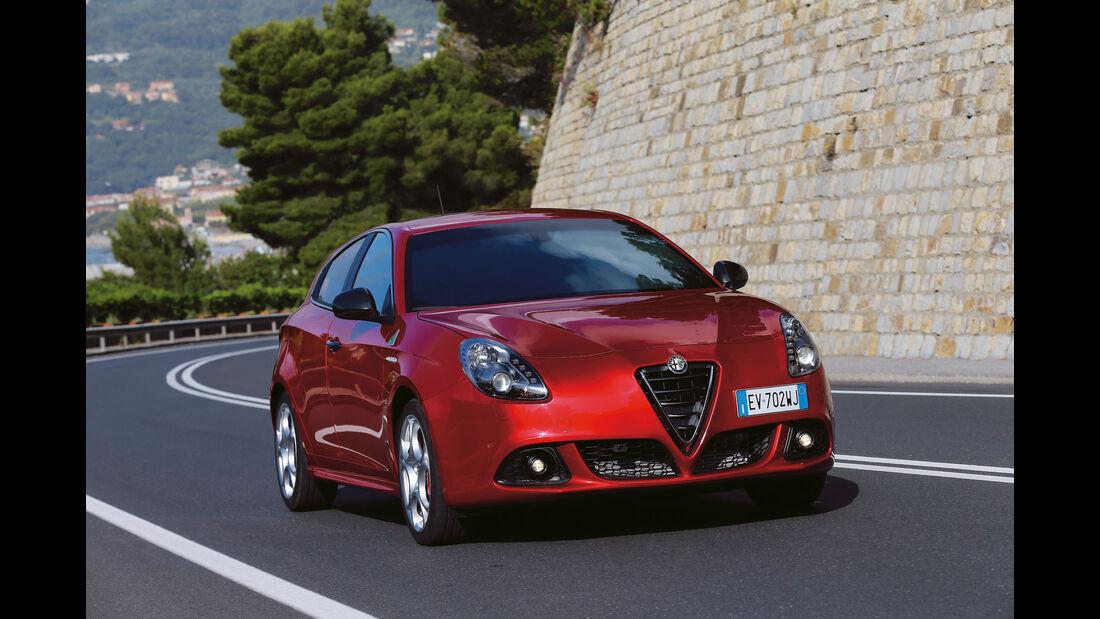 Leserwahl sport auto-Award B 013 - Alfa Romeo Giulietta QV