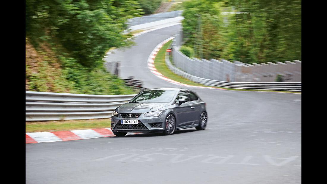 Leserwahl sport auto-Award B 027 - Seat Leon SC Cupra 280