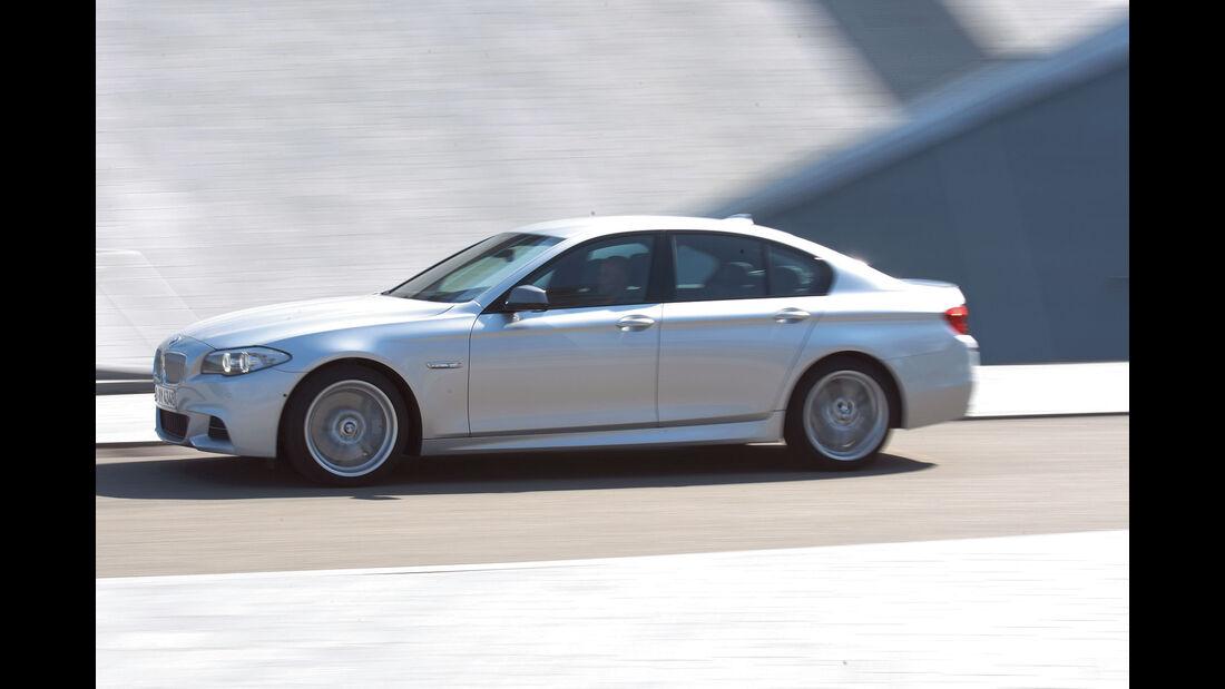 Leserwahl sport auto-Award C 031 - BMW M550d