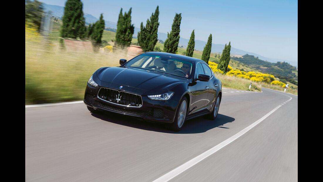 Leserwahl sport auto-Award C 034 - Maserati Ghibli Diesel