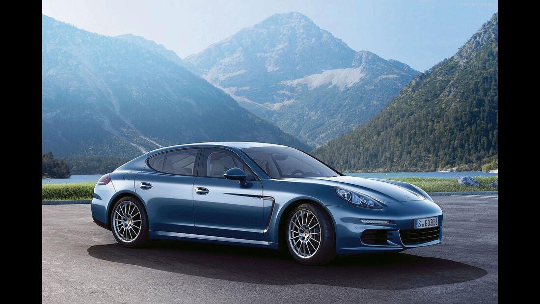 Leserwahl sport auto-Award C 036 - Porsche Panamera Diesel