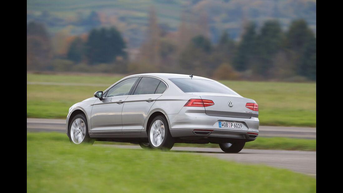 Leserwahl sport auto-Award C 038 - VW Passat 2.0 TDI