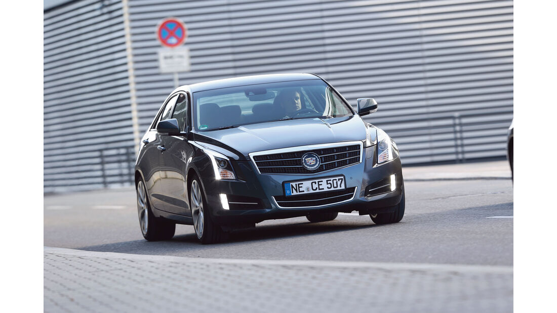 Leserwahl sport auto-Award D 041 - Cadillac ATS 2.0 Turbo