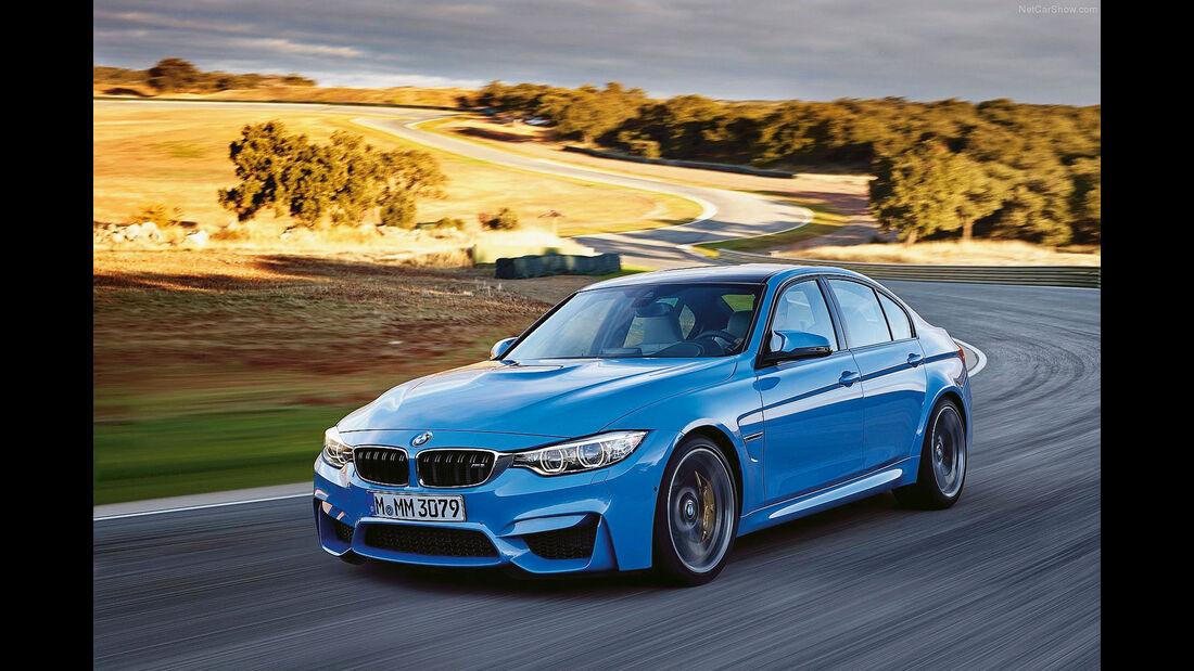 Leserwahl sport auto-Award E 049 - BMW M3