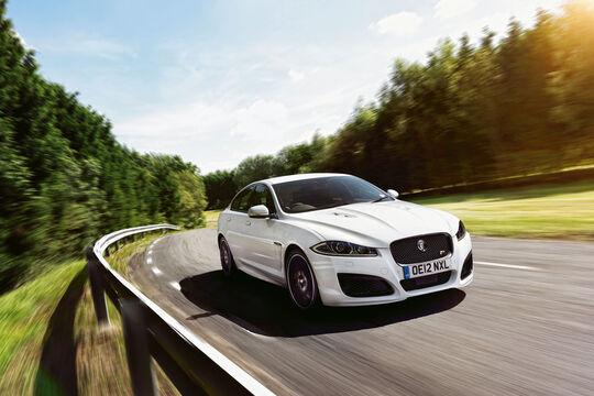 Leserwahl sport auto-Award E 052 - Jaguar XFR 5.0
