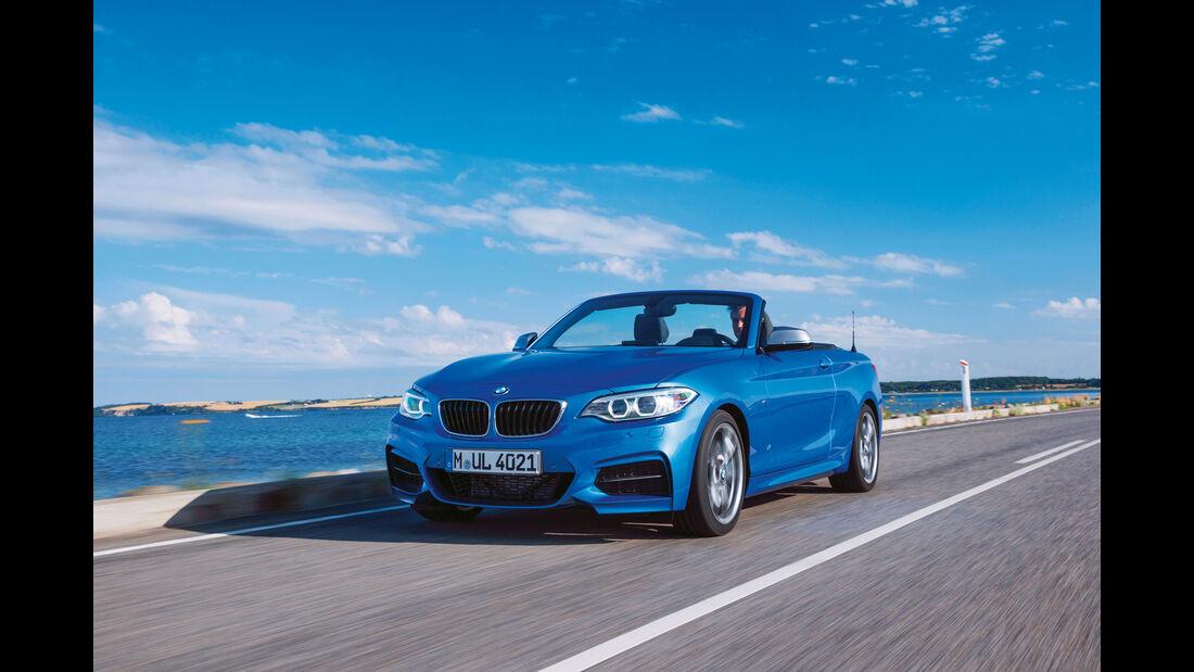 Leserwahl sport auto-Award G 064 - BMW M235i Cabrio
