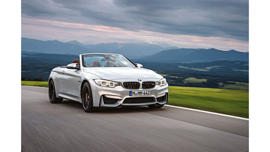 Leserwahl sport auto-Award H 076 - BMW M4 Cabrio