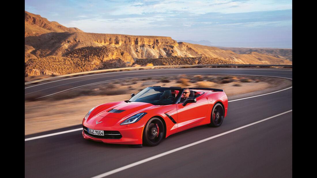 Leserwahl sport auto-Award H 079 - Chevrolet Corvette Stingray