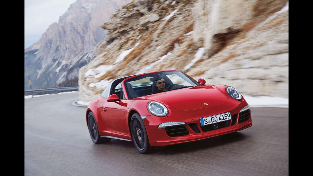 Leserwahl sport auto-Award J 093 - Porsche 911 Targa 4 GTS