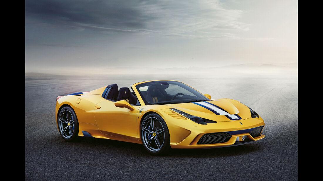 Leserwahl sport auto-Award K 099 - Ferrari 458 Speciale A