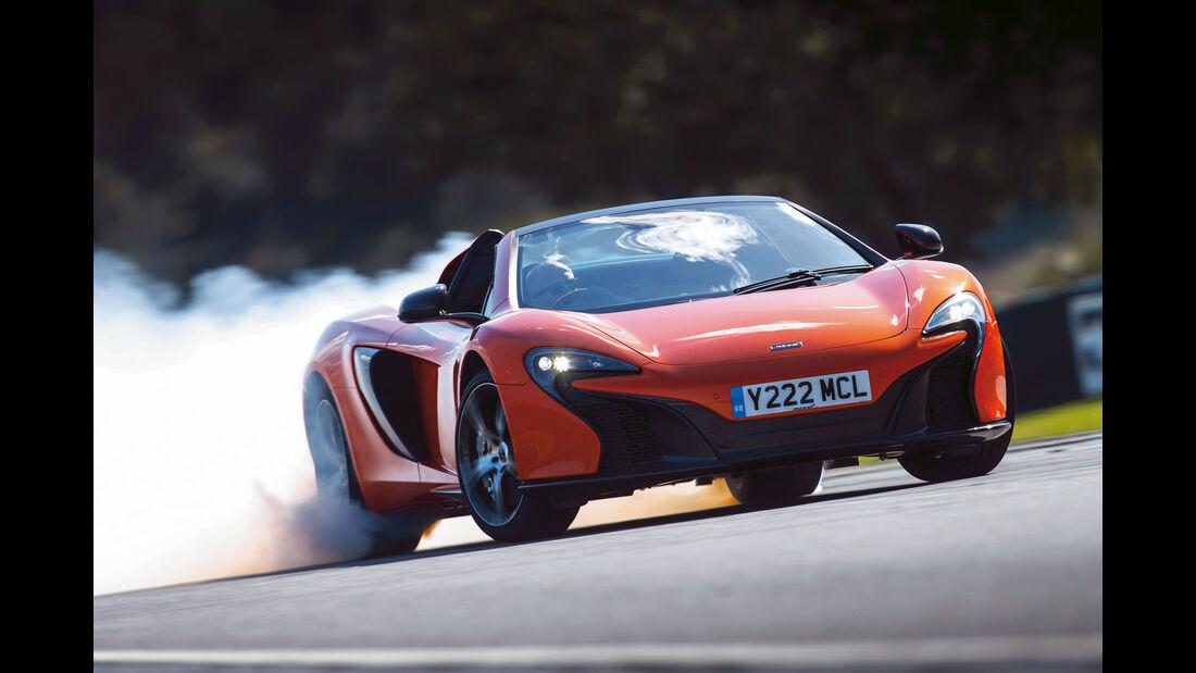 Leserwahl sport auto-Award K 101 - McLaren 650S Spider