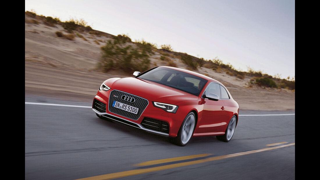 Leserwahl sport auto-Award M 115 - Audi RS5 Coupé