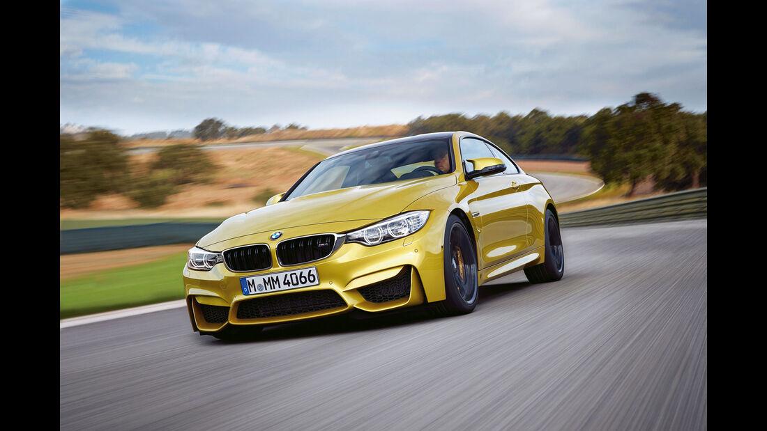 Leserwahl sport auto-Award M 116 - BMW M4 Coupé