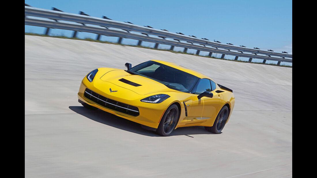 Leserwahl sport auto-Award M 119 - Chevrolet Corvette Stingray