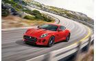 Leserwahl sport auto-Award M 121 - Jaguar F-Type S Coupé