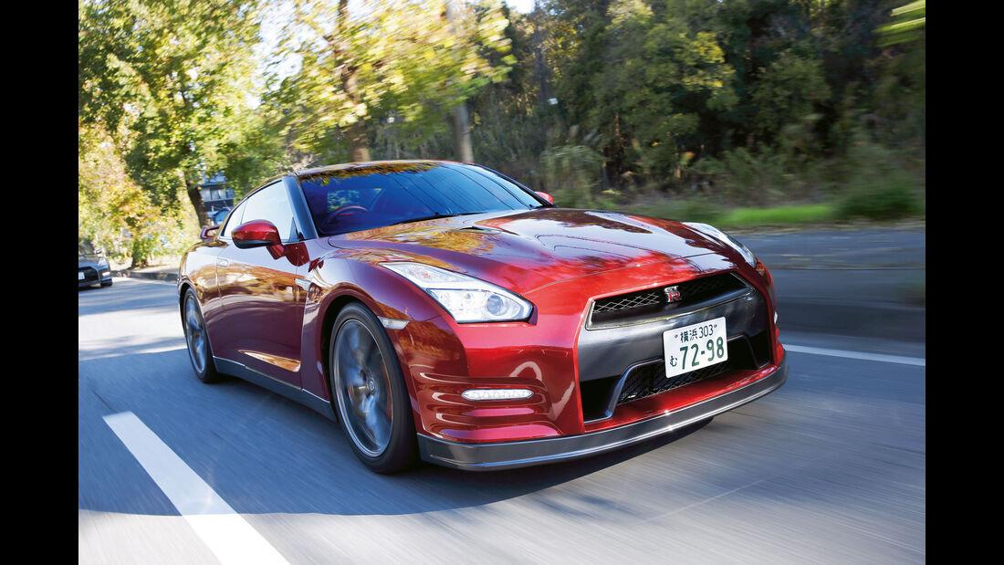 Leserwahl sport auto-Award M 125 - Nissan GT-R