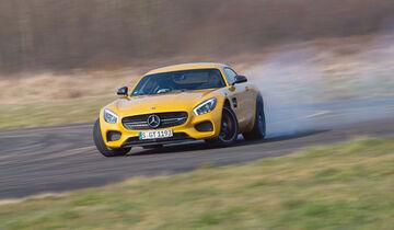Leserwahl sport auto-Award N 133 - Mercedes AMG GT S