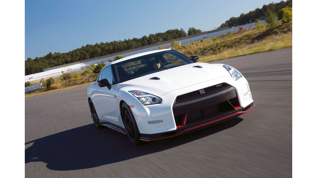 Leserwahl sport auto-Award N 134 - Nissan GT-R Nismo