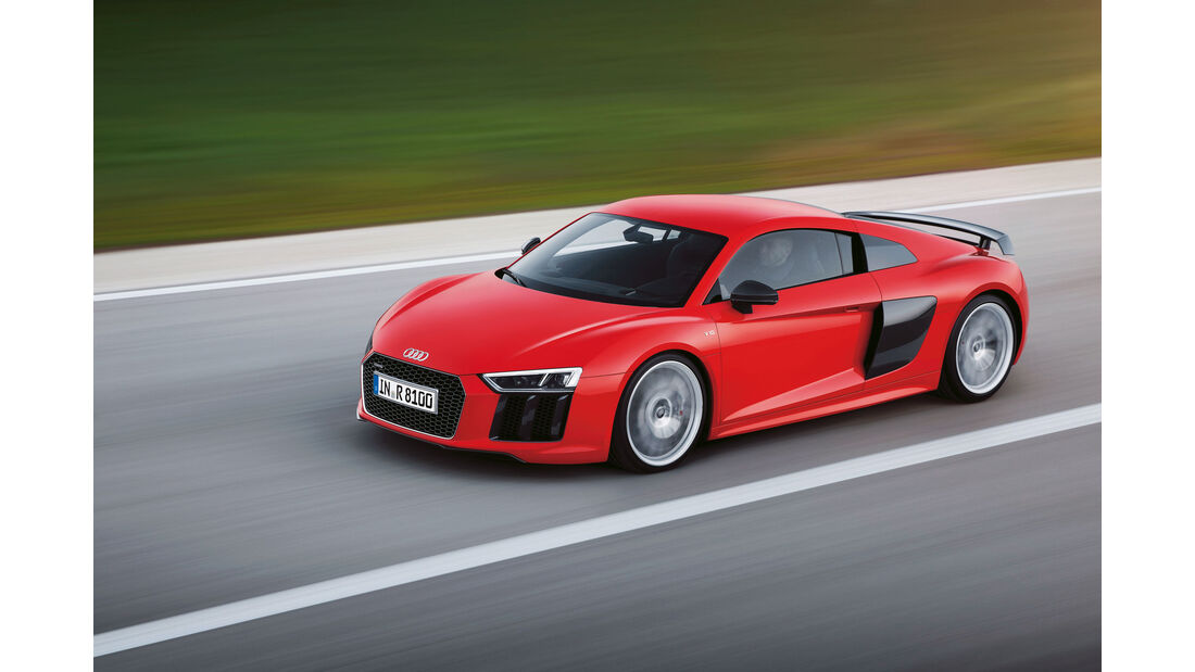 Leserwahl sport auto-Award O 137 - Audi R8 V10 Plus