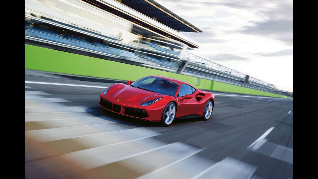 Leserwahl sport auto-Award O 139 - Ferrari 488 GTB