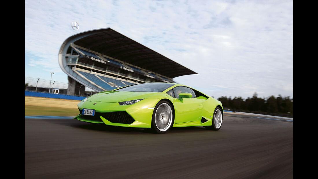 Leserwahl sport auto-Award O 140 - Lamborghini Huracán LP 610-4