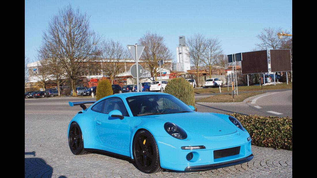 Leserwahl sport auto-Award O 145 - Ruf RTR