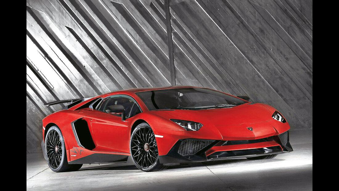 Leserwahl sport auto-Award P 150 - Lamborghini Aventador LP 750-4 SV