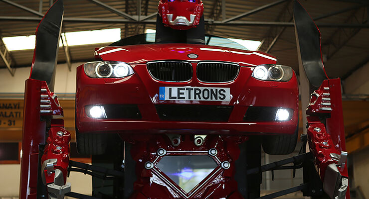 Letvision Letrons