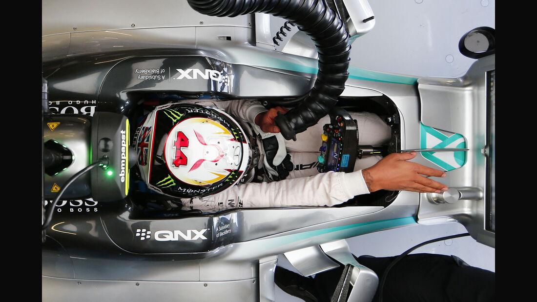 Lewis Hamilton - 2015