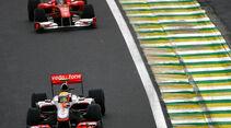 Lewis Hamilton Alonso