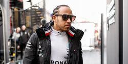 Lewis Hamilton - Barcelona F1-Test - 2019