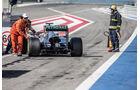 Lewis Hamilton - Danis Bilderkiste - Bahrain-Test 2014
