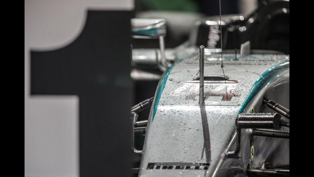 Lewis Hamilton - Danis Bilderkiste - Formel 1 - GP Bahrain 2015